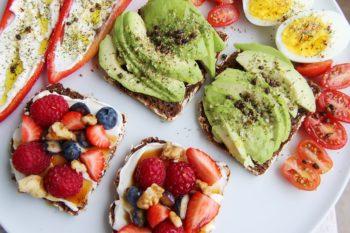 Frühstück süß und deftig zugleich