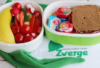 Schulfrühstück zum Mitnehmen – Gesunde Frühstücksboxen für die Schule