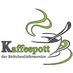 LieferZwerge Kaffeepott Logo