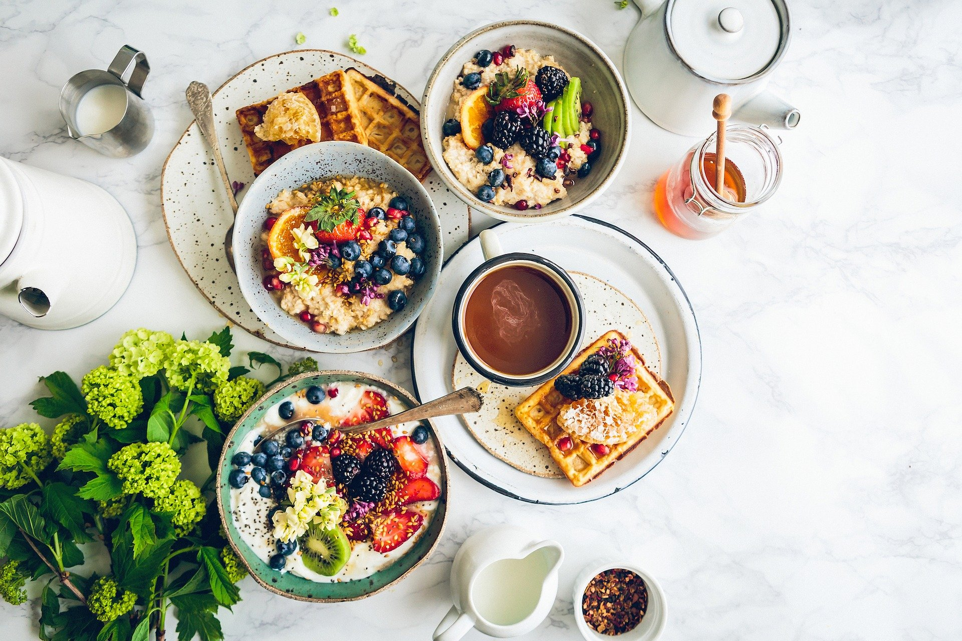 Frühstück liefern lassen